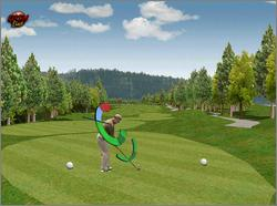 Pantallazo de Pro 18: World Tour Golf para PC