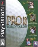 Carátula de Pro 18: World Tour Golf