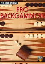 Caratula de Pro Backgammon para PC