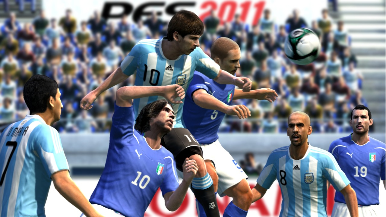 Pro Evolution Soccer 2011 - PlayStation 3 Pantallazo nº 200892 (57 de