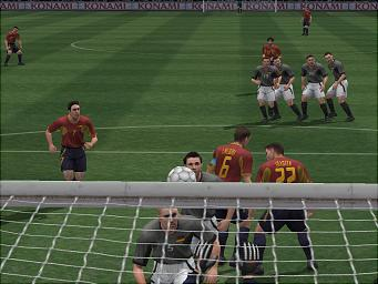 Pantallazo de Pro Evolution Soccer 3 para PC