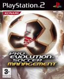 Carátula de Pro Evolution Soccer Management