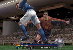 Pantallazo de Pro Evolution Soccer para PlayStation 2
