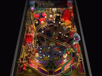 Pantallazo de Pro Pinball Fantastic Journey and The Web para PC