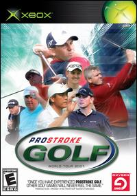 Caratula de ProStroke Golf: World Tour 2007 para Xbox
