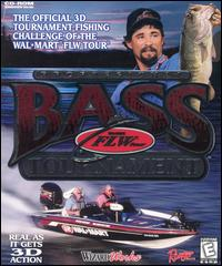 Caratula de Professional Bass Tournament: Wal-Mart FLW Tour para PC