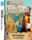Caratula nº 118995 de Professor Layton and the Curious Village (500 x 450)