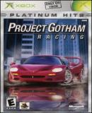 Caratula nº 105632 de Project Gotham Racing [Platinum Hits] (200 x 283)