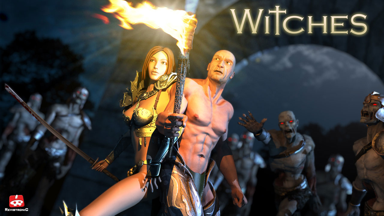 Pantallazo de Project Witches para PC