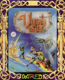 Caratula de Prophecy I: The Viking Child para Atari ST