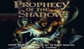 Foto 1 de Prophecy of the Shadow