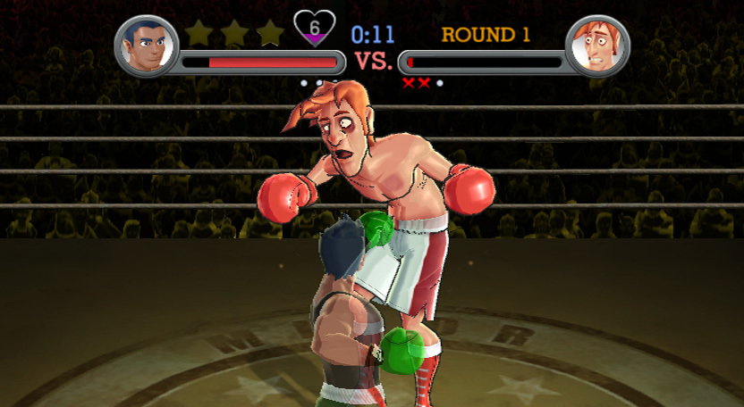 Pantallazo de Punch Out!! para Wii