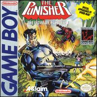 Caratula de Punisher, The para Game Boy