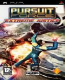 Carátula de Pursuit Force: Extreme Justice