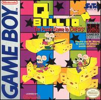 Caratula de Qbillion para Game Boy