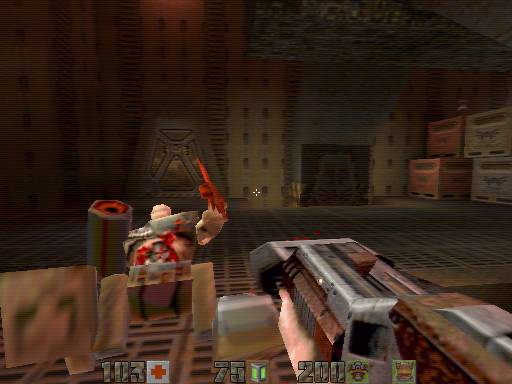 Pantallazo de Quake II Mission Pack: The Reckoning para PC