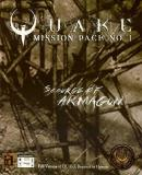 Caratula nº 240991 de Quake Mission Pack No. 1: Scourge of Armagon (506 x 600)