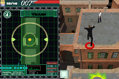 Pantallazo de Quantum of Solace: The Game para Nintendo DS