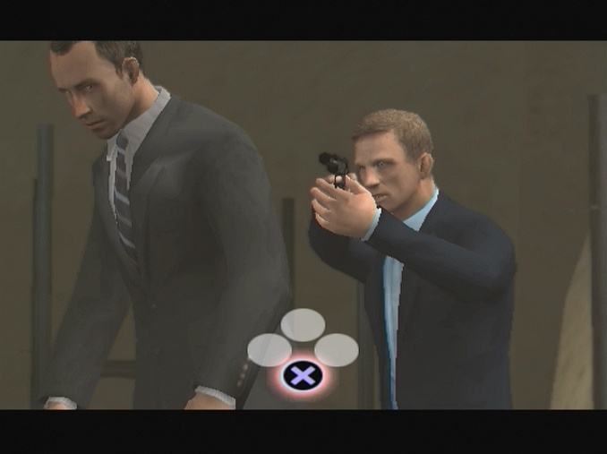 Pantallazo de Quantum of Solace: The Game para PlayStation 2