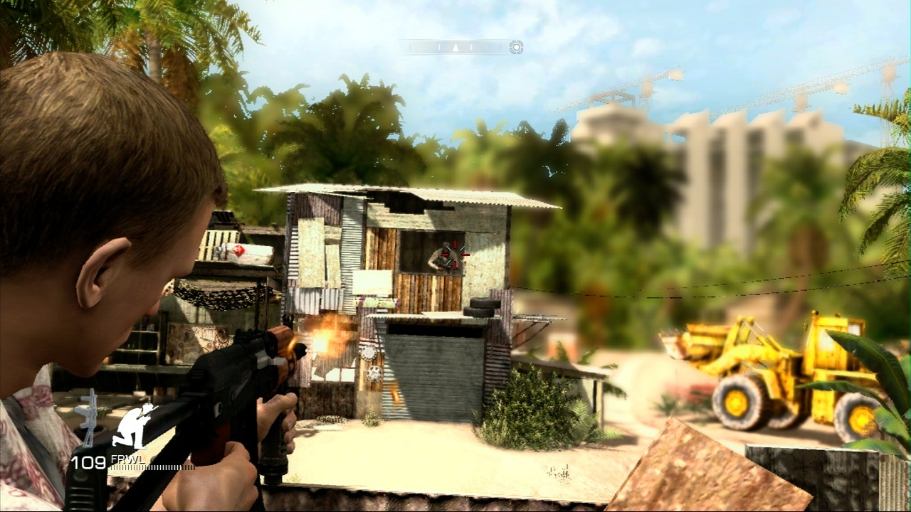 Pantallazo de Quantum of Solace: The Game para Xbox 360
