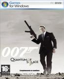 Caratula nº 156181 de Quantum of Solace: The Game (425 x 600)