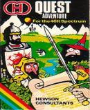 Caratula nº 102794 de Quest Adventure (191 x 299)