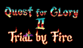 Foto 1 de Quest for Glory II: Trial by Fire