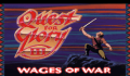Pantallazo nº 61345 de Quest for Glory III: Wages of War (320 x 200)