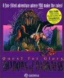 Caratula nº 60026 de Quest for Glory IV: Shadows Of Darkness (200 x 237)