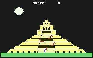Pantallazo de Quest for Quintana Roo para Commodore 64