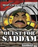 Carátula de Quest for Saddam