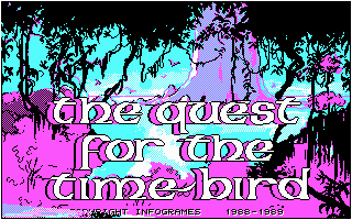 Pantallazo de Quest for the Time-Bird, The para PC
