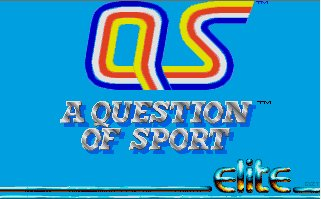 Pantallazo de Question Of Sport, A para Atari ST