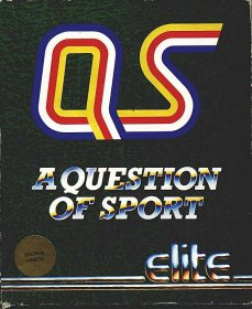 Caratula de Question of Sport, A para Spectrum