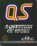 Caratula nº 102595 de Question of Sport, A (229 x 280)