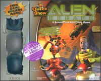 Caratula de Quizz Show: Alien Escape para PC