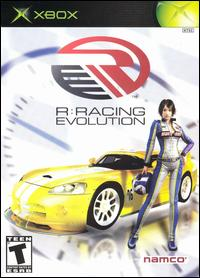 Caratula de R: Racing Evolution para Xbox