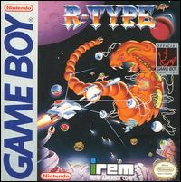 Caratula de R-Type para Game Boy