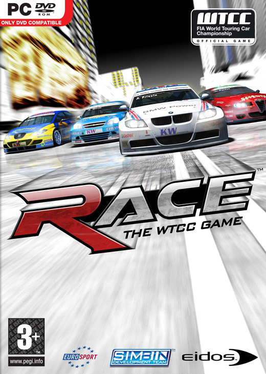 Caratula de RACE: The Official WTCC Game para PC