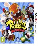 Carátula de Rabbids Rumble 3D