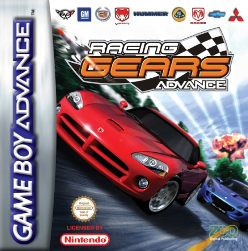 Caratula de Racing Gears Advance para Game Boy Advance