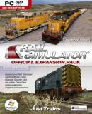 Carátula de Rail Simulator: Official Expansion Pack