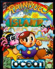 Caratula de Rainbow Islands para Commodore 64