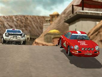 Pantallazo de Rally Fusion: Race of Champions [Cancelado] para GameCube