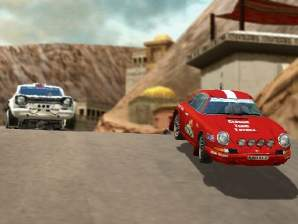 Pantallazo de Rally Fusion: Race of Champions para PlayStation 2
