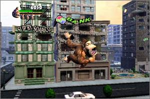 Pantallazo de Rampage: Total Destruction para GameCube