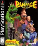 Carátula de Rampage World Tour