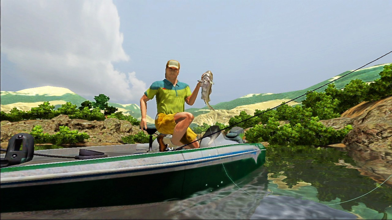Pantallazo de Rapala Fishing Frenzy 2009 para PlayStation 3