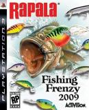 Carátula de Rapala Fishing Frenzy 2009