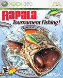 Carátula de Rapala Tournament Fishing